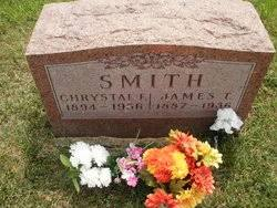 Chrystal Faye Leake Smith (1894-1956) - Find A Grave Memorial