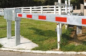 Steel Roller Barrier Heald