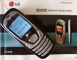 LG B2050 - niemal idealny stan ...