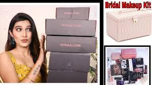 my bridal makeup kit nykaa indian