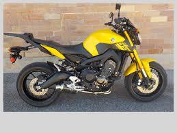 used 2016 yamaha fz 09 motorcycles in