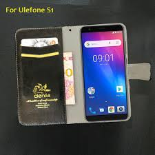 Ulefone S1 Case 5 Colors Flip Luxury ...