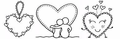 Kleurplaten Valentijnsdag Kleurplaten Valentijnsdag En Valentijnen