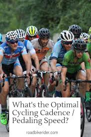 what s the optimal cycling cadence