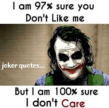 joker quotes home facebook