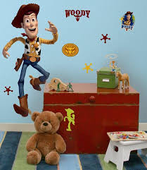 Toy Story Woody Giant Wall Decal Fun Rooms For Kids