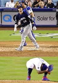 Ex-Dodger Yasmani Grandal makes former team pay as Brewers beat Los Angeles  8-5 | Major League Baseball | madison.com