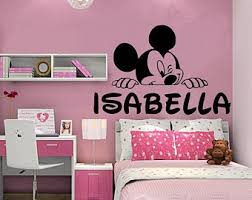 Isabella Decal Etsy
