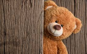 تحميل خلفيات لطيف دمية دب لعبة الدببة لوحات خشبية عريضة