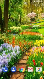 nature garden wallpapers hd for android