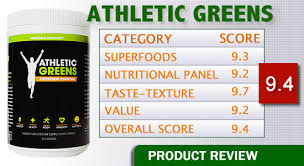 athletic greens everything you wanted