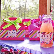 diy candy party decor centerpiece ideas