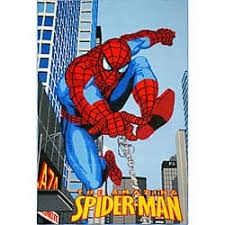 Shop Kid S Spiderman Area Rug Overstock 4433786