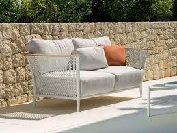 pascal 2 seater garden sofa by