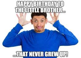20 funny birthday wishes for younger