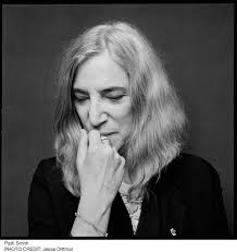 I really don't know what they see in me,' says Patti Smith - The ...
