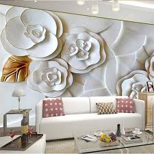 photo wallpaper 3d embossed wall paper