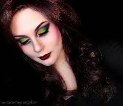 pretty witch makeup makeup