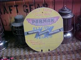 Parmak Electric Fence Neon Warning Sign For Farm Or Gameroom Works 1890858750