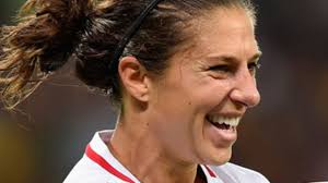 Carli Lloyd confirms plans for retirement after Olympics