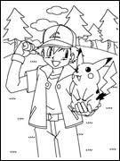 Pokemon Kleurplaten