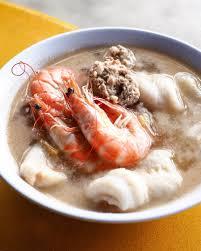 Seafood soup by Yong Kai