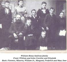 William John SULLIVAN, from County Antrim, Ireland to Nepean Township,  Ontario, Canada