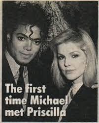 Michael and Priscilla - Michael Jackson photo (14482388) - fanpop