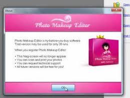 photo makeup editor v1 75 serial