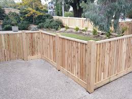 Fencing Gates Landscaping And Excavations Castle Landscape Construction Geelong