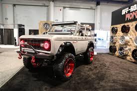 Ford Bronco Build (Non 6G) at SEMA 2018 ...
