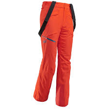 Pantalon Homme HAYES STRETCH PANT Orange | Millet.fr