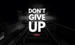 never give up quotes to help you crush life the strive