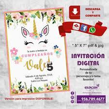 Invitacion Digital Para Cumpleanos 20 Creacion
