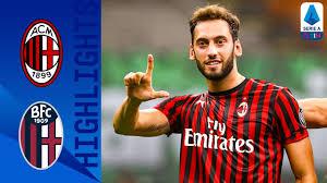 ÖZET) Milan Bologna maç özeti ve golleri