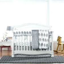 baby room grey and white nursery
