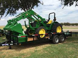 tractor packages quality implement