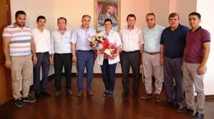 Son dakika Aydın'da Köşk Ilıdağ'dan Başkan Özlem Çerçioğlu'na ziyaret
