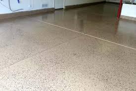 over an old garage floor coating