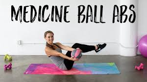 cine ball ab workout you