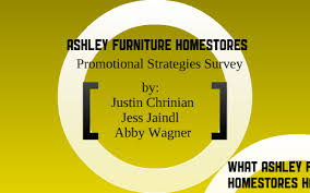 Ashley Furniture Homestores by Abby Wagner