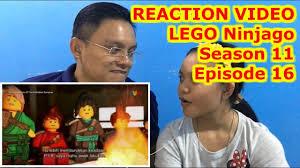 Reaction Video LEGO Ninjago Season 11 Episode 16 The Never Realm - YouTube