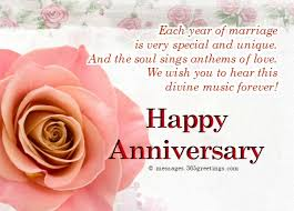 anniversary messages for friends greetings com