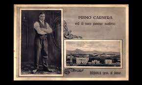 Primo Carnera: Old Satchel Feet - Boxing.com