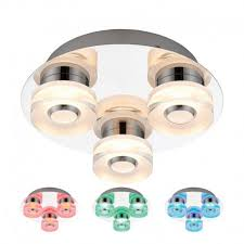 colour changing rgb led ceiling light