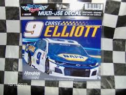 Chase Elliott 9 Napa 4 5 X 5 75 Ultra Decal Ebay
