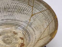 the art of repairing broken ceramics