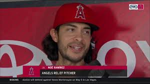 Noe Ramirez describes his 'blessing' playing for Angels ...