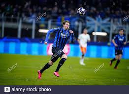Milan, Italy. 19th Feb, 2020. Hans Hateboer of Atalanta BC during ...