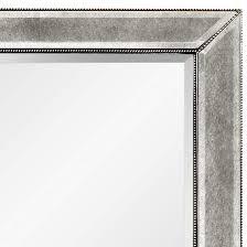 hollywood glam silver leaf 36 x 48